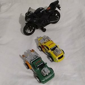 Bundle Of Road Rippers Cars
